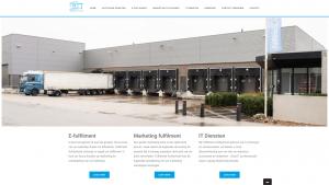 Screenshot van de website van Fulfillment Achterhoek