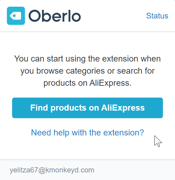 Oberlo Chrome Extensie voor AliExpress in het Nederlands